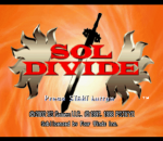 Sol Divide title screenshot