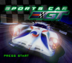 Sports Car GT title screenshot