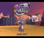 Spyro 2 - Ripto's Rage ! title screenshot
