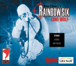 Tom Clancy's Rainbow Six - Lone Wolf title screenshot