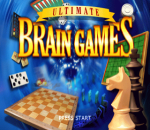 Ultimate Brain Games title screenshot