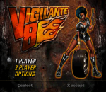 Vigilante 8 title screenshot