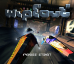 WipEout title screenshot