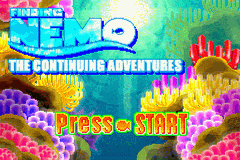 finding nemo pc game  free