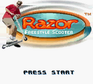 Play Razor Freestyle Scooter - Nintendo Game Boy Color online