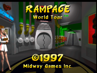 World Tour Rampage Play Online